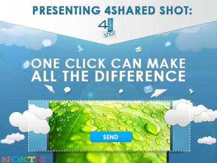 نرم افزار 4shared Shot   -- نوک تیز